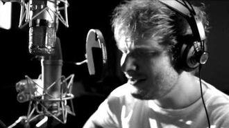 """I See Fire"" Ed Sheeran"