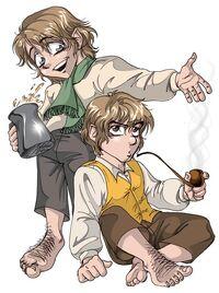 Anime Hobbits