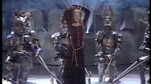 "Tony Awards :Once upon a Mattress "" Shy """