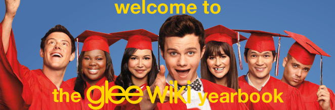 Welcome to The Glee Wiki Yearbook