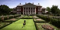 Tom Buchanan's mansion