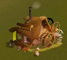 Logging Camp I