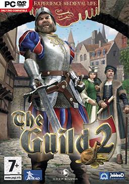 The Guild 2 Coverart