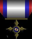 Mando medal - cross