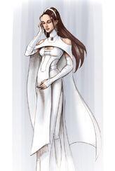 Karisa's Ambassadorial robes
