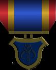 Mando medal - valor