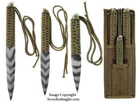 Dharma knives