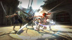Heavenly Sword-Dual Blades