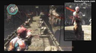 Heavenly Sword - Shen's Escape
