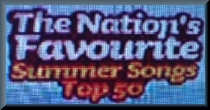 The Nation's Favourite Summer Songs Top 50