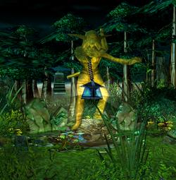 StatueLantern