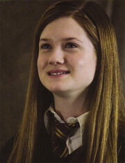 Ginny hair style