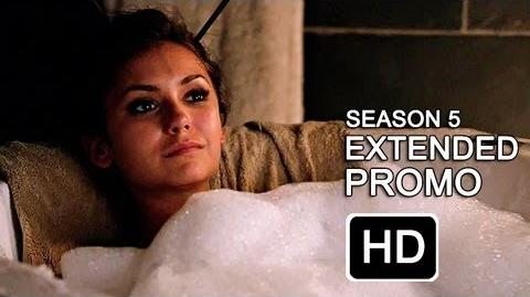 "The Vampire Diaries Season 5 Extended Promo - ""Game Changer"" HD"
