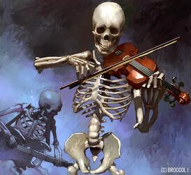 Tg skeleton bard
