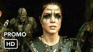 """The 100 4x10 Promo """"Die All, Die Merrily"""" (HD) Season 4 Episode 10 Promo-0"""
