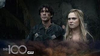 The 100 Inside The 100 Echoes The CW