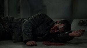 S3 episode Demons - Emerson's death
