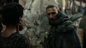 The 100 Season 4 Episode 3- Roan