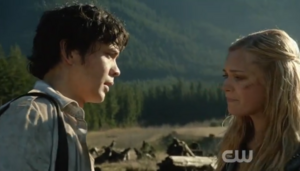 Bellamy and Clarke