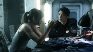 His Sister's Keeper 056 (Bellamy and Octavia)