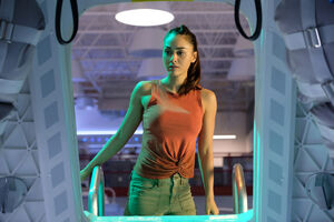 The 100 - DNR pic 2 - Raven