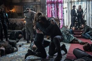 The-100-Perverse-Instantiation-Part-Two-3x16-Kane & Abby