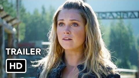 The 100 Season 4 Trailer (HD)