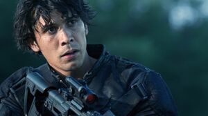 The100 S3 Wanheda Part 2 Bellamy 7