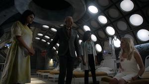 The 48 029 (Maya, Dante, Dr. Tsing, and Clarke)