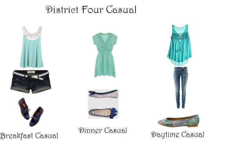 District Four Casual