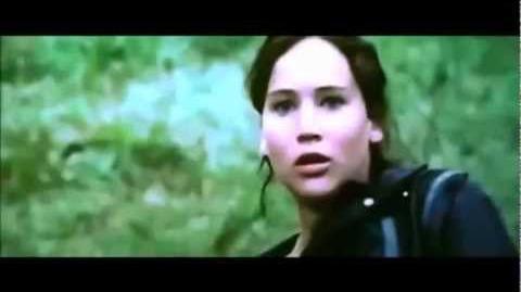 Hunger Games - Cornucopia Bloodbath Scene 720p