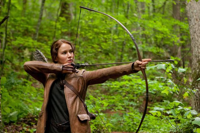 File:Katniss Hunting.jpg