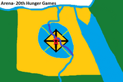 20th Hunger Games Arena