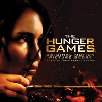 The Hunger Games Original Motion Picture Score cover