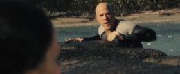 Katniss stares Brutus