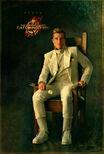 Hunger-Games-Peeta Mellark-Poster