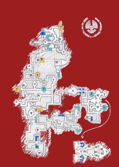 Gruff's Map