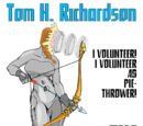 The Dessert Games: A Hunger Games Parody—Tom H. Richardson