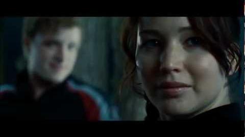 The Hunger Games Offical Trailer