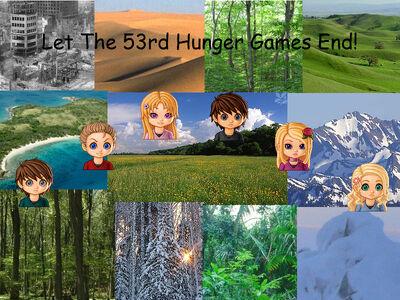 53rd Hunger Games!