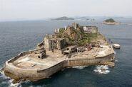 Hashima-Battleship-Island-From-Above-2