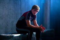 Peeta before Katniss' private session