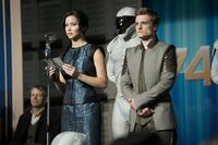 Katniss Peeta Catching Fire