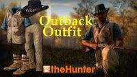 TheHunter Outback Outfit