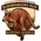 Bushrangers run icon