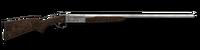 Shotgun sxs engraved 12ga 256