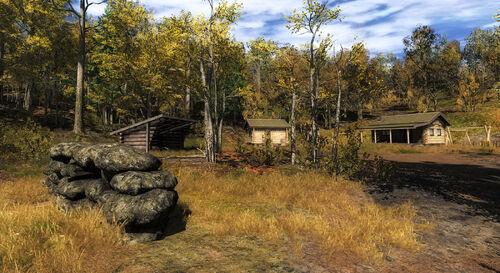 Müllerwaldhütte Lodge