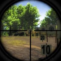 Scope 4x42mm classic target