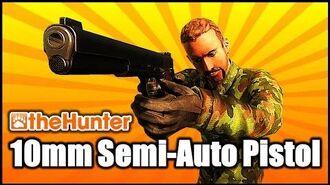 TheHunter ★ 10mm Semi-Auto Pistol