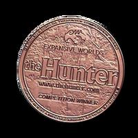 Coin bronze